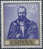 Spain 1963 Painters - José de Ribera a