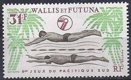 Wallis and Futuna 1979 6th South Pacific Games a