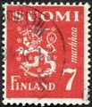 Finland 1947 Coat of Arms - Lion d.jpg