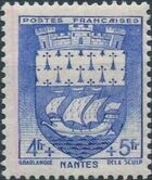 France 1942 Coat of Arms (Semi-Postal Stamps) j