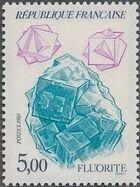 France 1986 Minerals d
