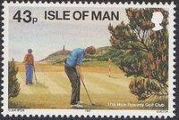 Isle of Man 1997 Golf c
