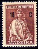 Madeira 1929 Ceres (London Issue) g