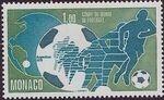 Monaco 1978 11th World Football Cup Championship a