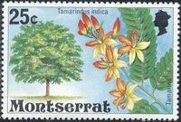 Montserrat 1976 Flowering Trees h