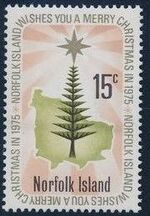 Norfolk Island 1975 Christmas b