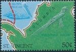 St Vincent 1989 500th Anniversary of Discovery of America 1992 r