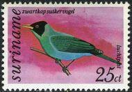 Surinam 1977 Birds (1st Group) a