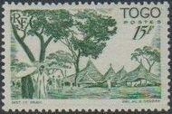 Togo 1947 Native Scenes p