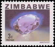 Zimbabwe 1980 Definitives b
