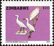 Zimbabwe 2007 Birds from Zimbabwe b
