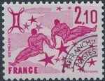 France 1978 Signs of the Zodiac - Precanceled (3th Issue) d