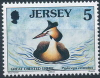 Jersey 1998 Seabirds and waders (2nd Issue) b
