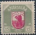 Karelia 1922 Coat of Arms m