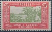 New Caledonia 1928 Definitives j