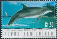 Papua New Guinea 2003 Protected Species - Dolphins c