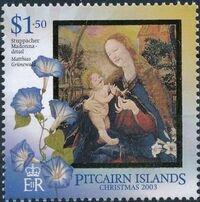 Pitcairn Islands 2003 Christmas c