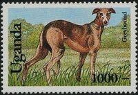 Uganda 1993 Dogs g