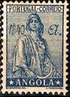 Angola 1932 Ceres - New Values o