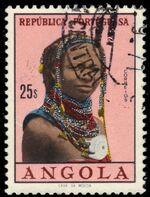 Angola 1961 Native Women from Angola o