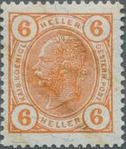 Austria 1904 Emperor Franz Joseph e