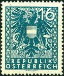 Austria 1945 Coat of Arms i