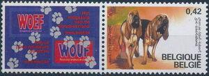 Belgium 2002 Belgian Dog Breeds c