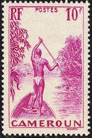 Cameroon 1939 Pictorials zb