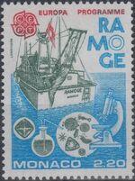 Monaco 1986 EUROPA - Nature Conservation a