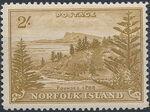 Norfolk Island 1947 Ball Bay - Definitives l