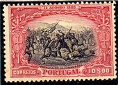 Portugal 1926 1st Independence Issue u