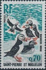 St Pierre et Miquelon 1973 Birds e