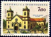 Angola 1963 Churches o