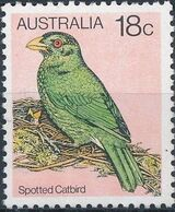 Australia 1980 Australian Birds (3rd group 1980) a