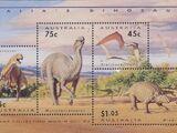 Australia 1993 Australia's Dinosaur Era