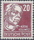 Germany DDR 1952 Famous People g