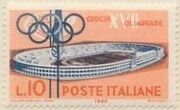 Italy 1960 Olympic Games Rome b