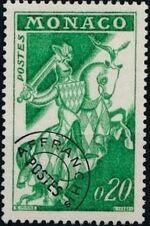 Monaco 1960 Knight b