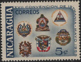 Nicaragua 1958 17th Convention of Lions International of Central America a