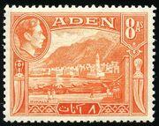 Aden 1939 Scenes - Definitives h