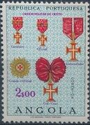 Angola 1967 Portuguese Civil and Military Orders d