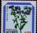Azores 1982 Azores Flowers (2nd Issue)