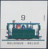 Belgium 1985 Public Transportation Year f