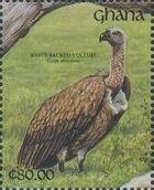 Ghana 1991 The Birds of Ghana n