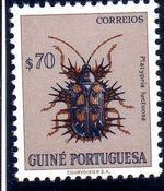 Guinea, Portuguese 1953 Guinea Insects e