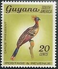 Guyana 1968 Wildlife h
