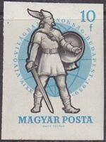 Hungary 1959 24th World Fencing Championships aa