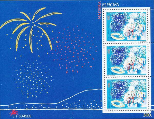 Madeira 1998 Europa - Festivals d