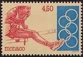 Monaco 1993 101st Session International Olympic Committee m