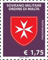 Sovereign Military Order of Malta 2014 The Maltese Cross e